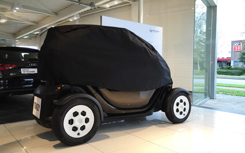 Renault Twizy Cover